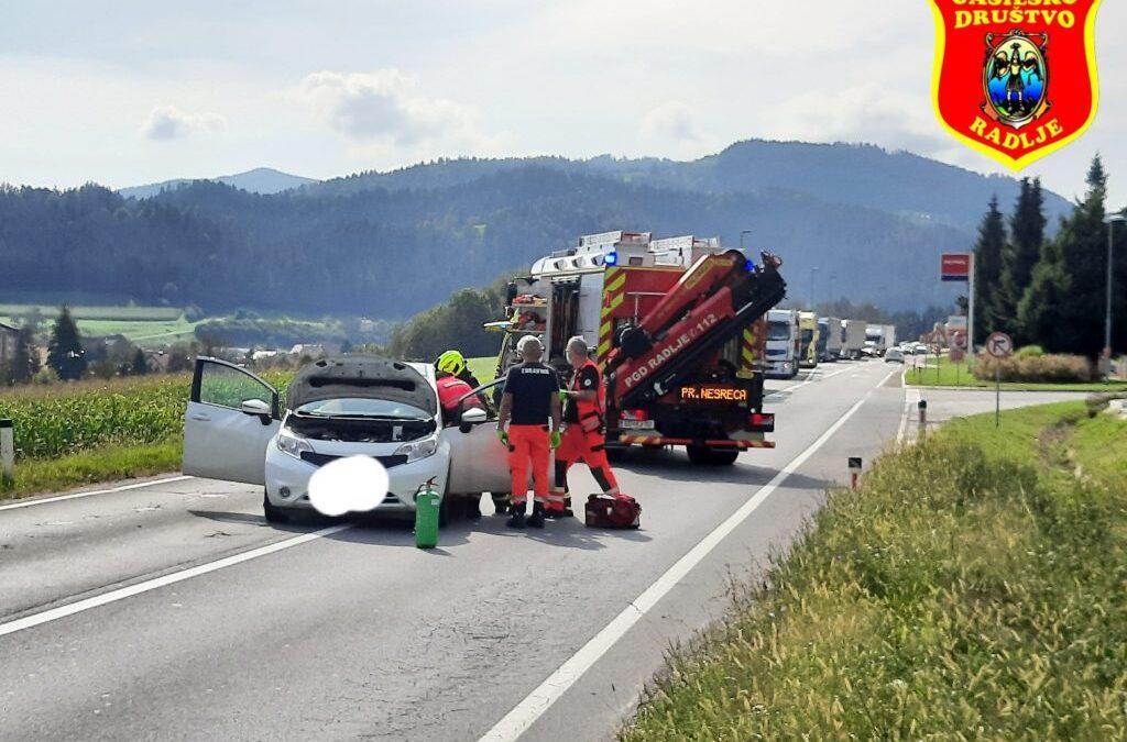 18.9.2020 – Prometna nesreča