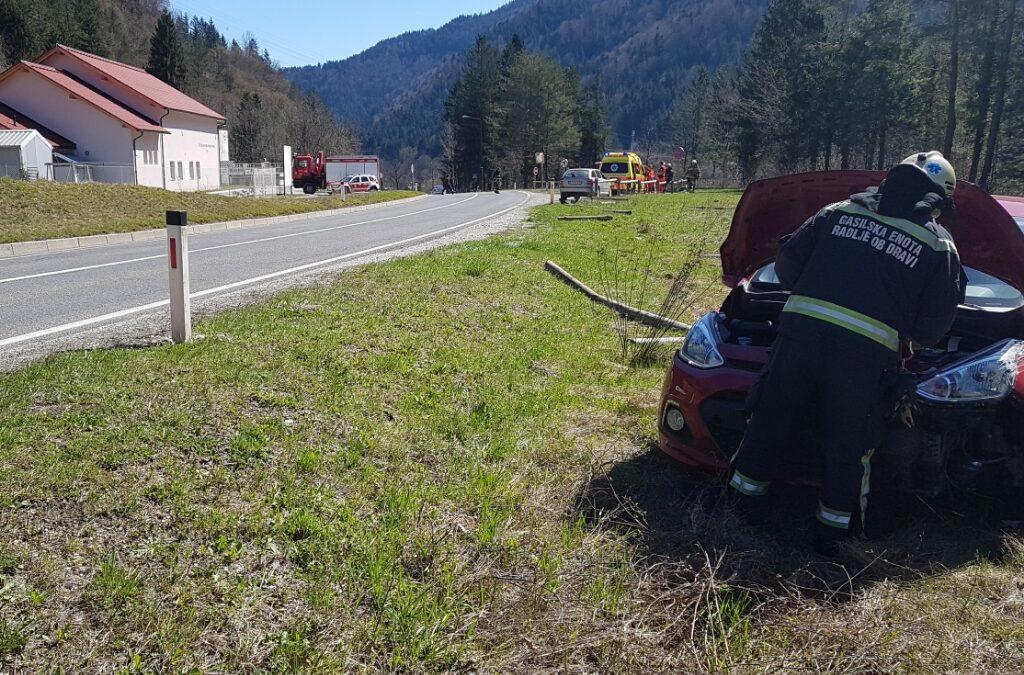 6.4.2018 – Prometna nesreča
