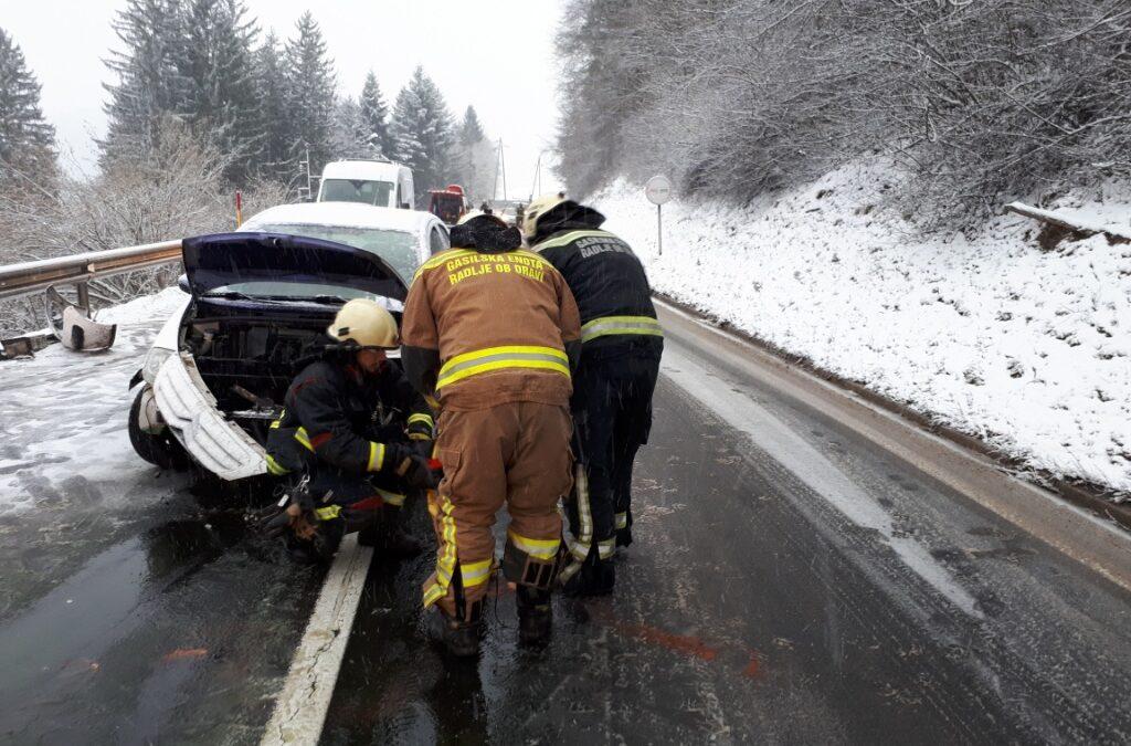 20.2.2018 – Prometna nesreča