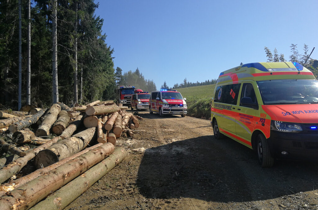 12.9.2019 – Delovna nesreča