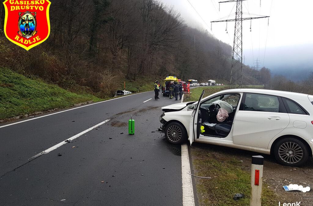 10.12.2019 – Prometna nesreča