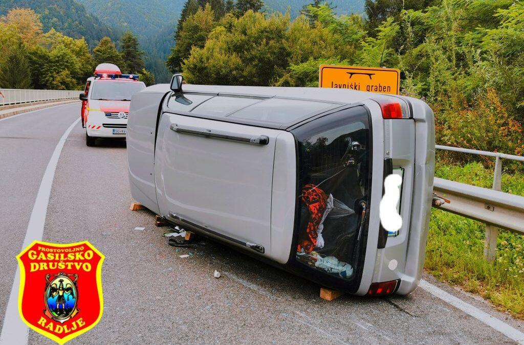 7.9.2021 – Prometna nesreča