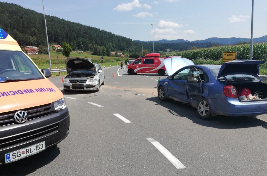 29.7.2018 – Prometna nesreča