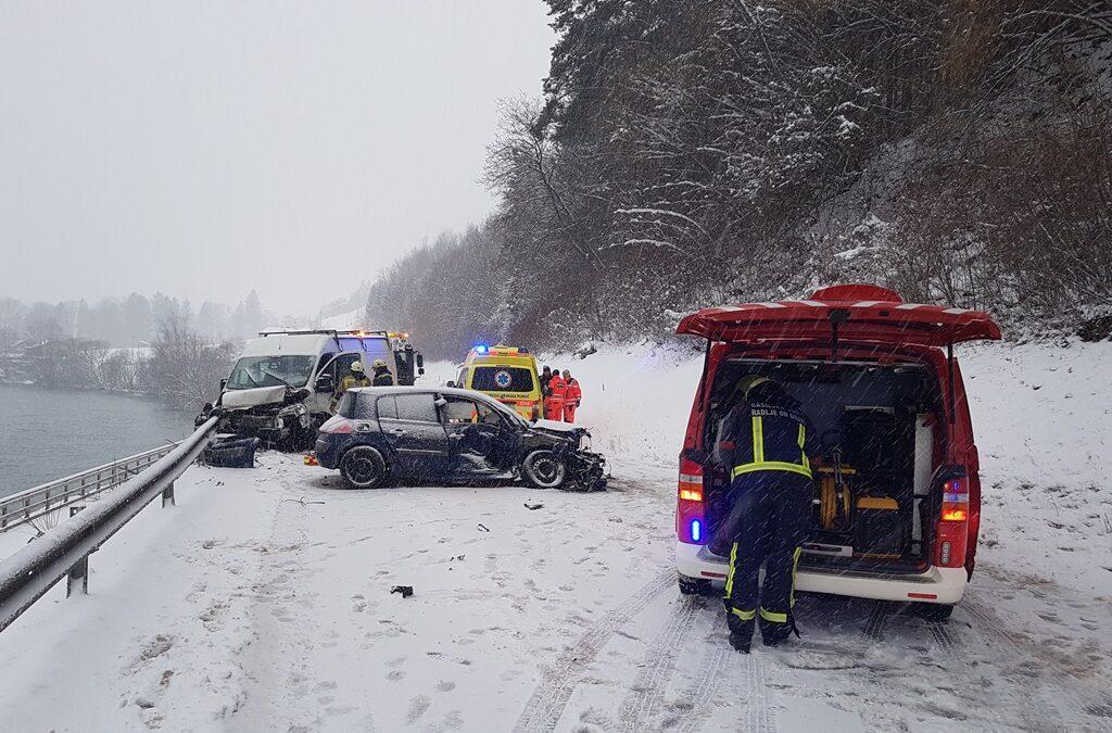 22.2.2018 – Prometna nesreča