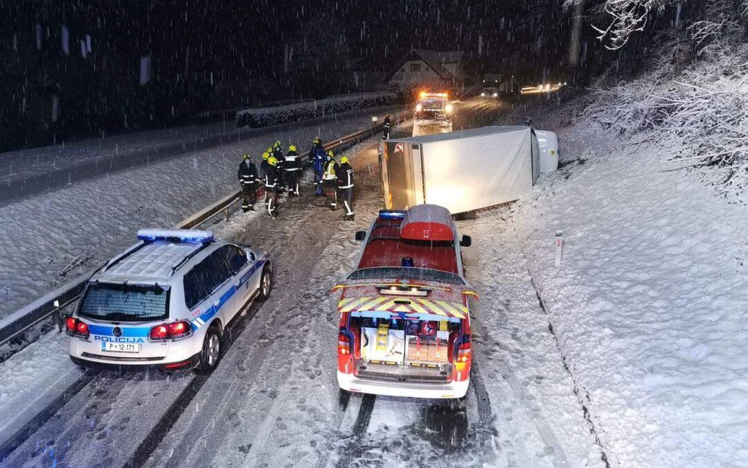 10.12.2020 – Prometna nesreča