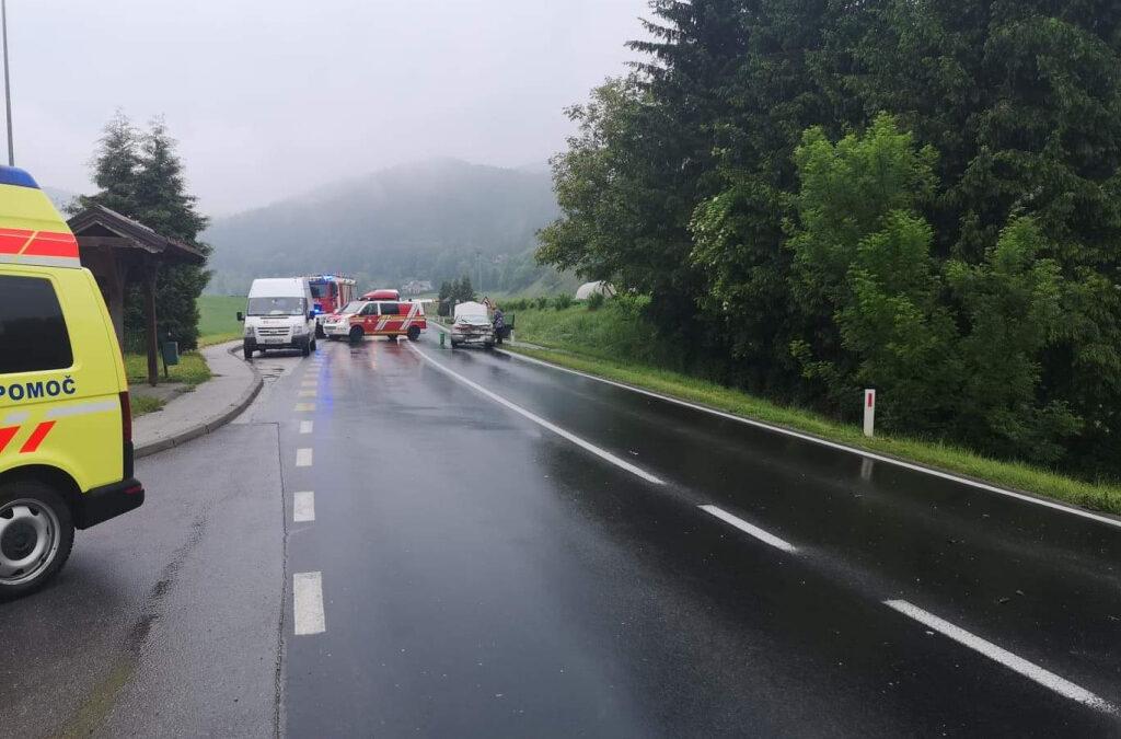 20.5.2020 – Prometna nesreča